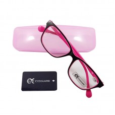 EYEGUARD Stylish Rosy Reading Glasses for Women